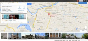 Google Maps Places Info